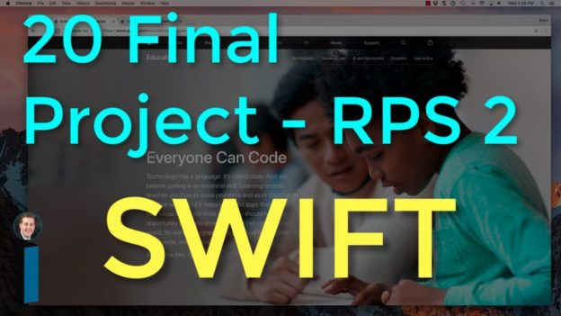 20 Final Project – RPS Part 2 – Intro to App Development with Swift