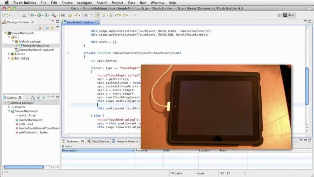 FB4.5: Debugging iOS and adding a splash screen
