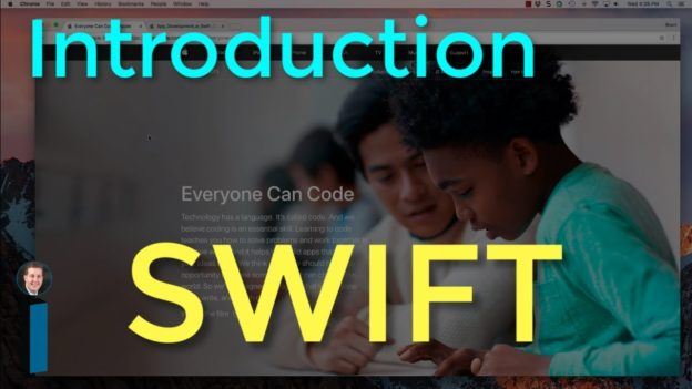 Intro to App Development with Swift – Tutorial Series