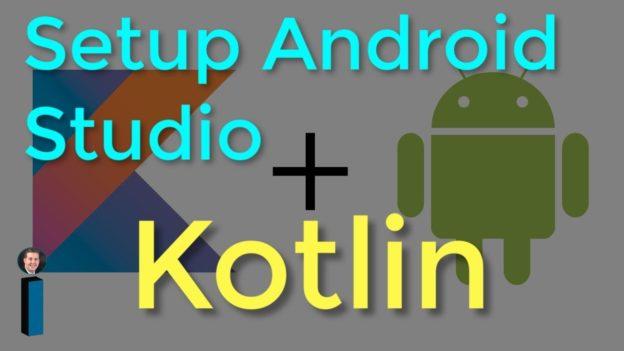 Setup Android Studio for Kotlin programming