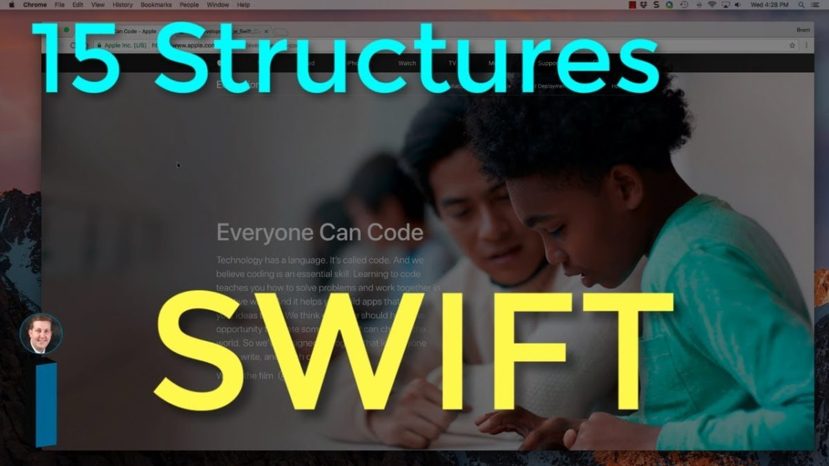 15 Structures – Intro to App Development with Swift