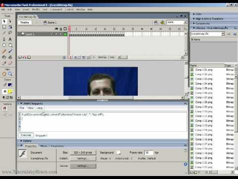 Flash 8: JSFL plugin tool